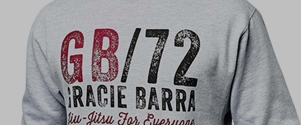 Gracie Barra Sweatshirts